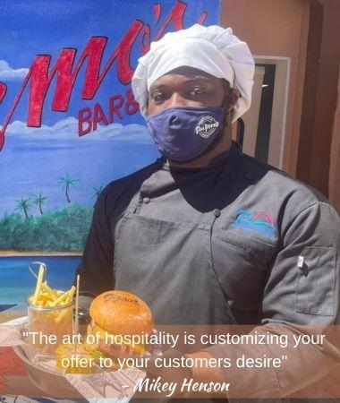 Gizmo Bar testimonial