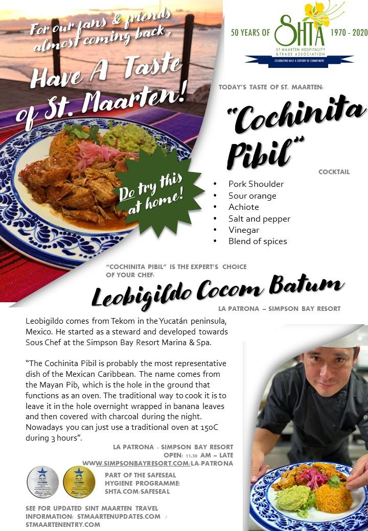 Leobigildo Batum - La Patrona